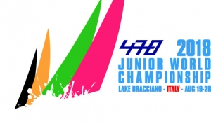 470 JUNIOR WORLD CHAMPIONSHIP 2018
